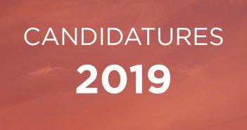 Dossiers de candidature 2019