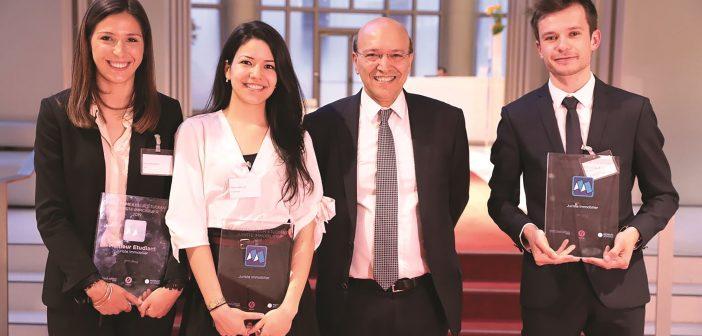 Une élève de l'IDPI sur le podium du meilleur étudiant juriste immobilier 2019